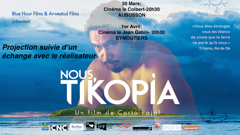 Affiche Tikopia Eymoutiers